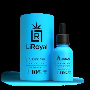 CBN LiRoyal oil 10% - 11 ml